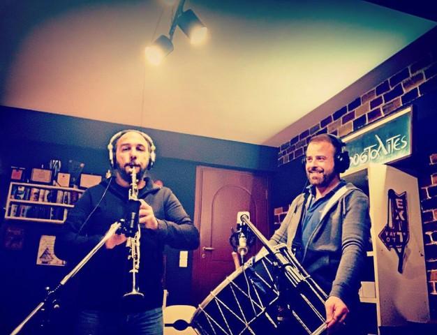 Ηχογράφγηση στο Studio 52