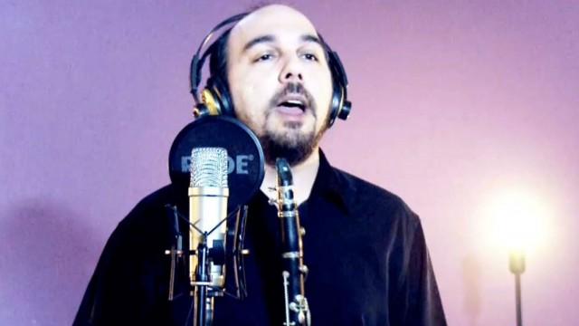 Στιγμιότυπο από ηχογράφηση